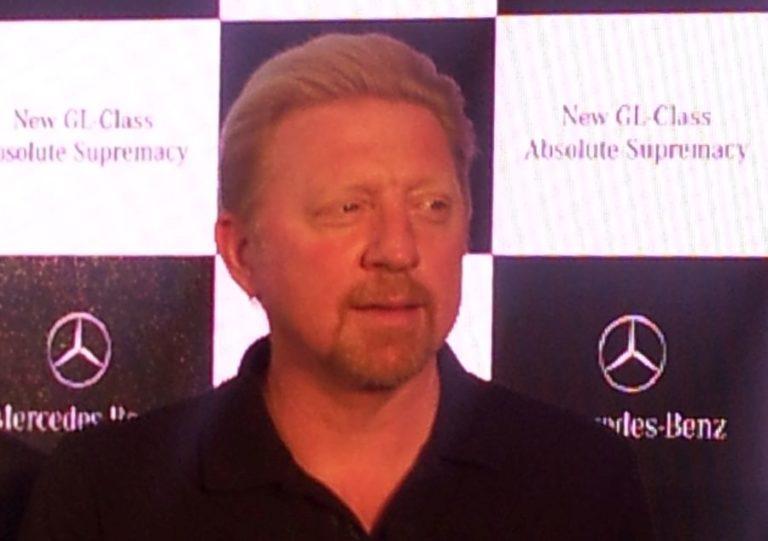 Boris Becker 50 éves