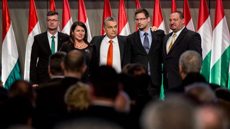 Üdvözlő levél a Fidesz XXVII. tisztújító kongresszusához
