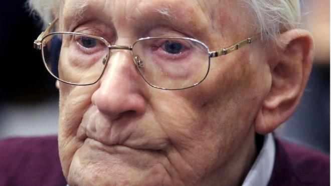 Börtönbe megy Auschwitz könyvelője
