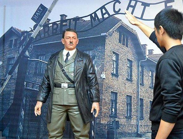 Hitler-szobor miatt van botrány Indonéziában