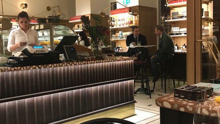 Tudja, miről beszélgetett Tiborcz és Lázár egy belvárosi étteremben?