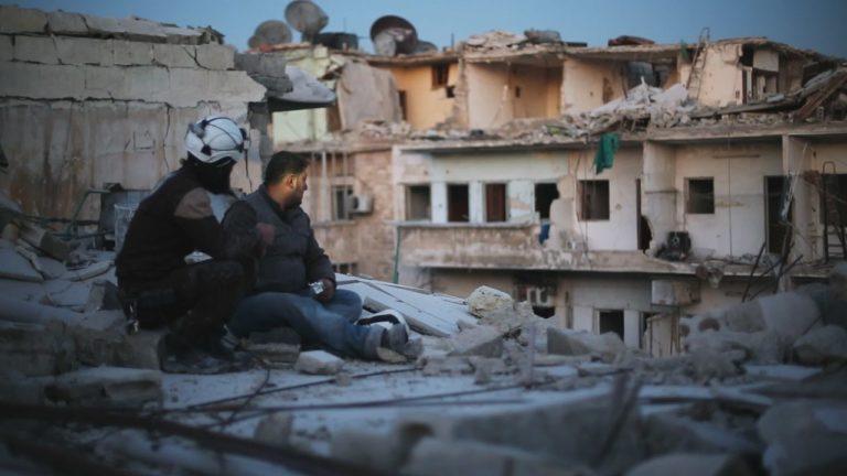 Ez a film többet mond a szíriai háborúról, mint bármilyen híradás