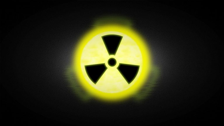 Radioaktív felhő Európa fölött