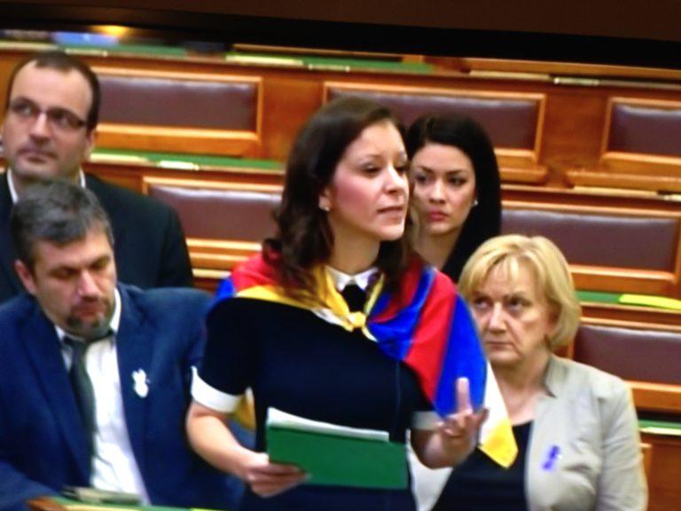 """""""Free Tibet"""" – hangzott el az Országgyűlésben"""