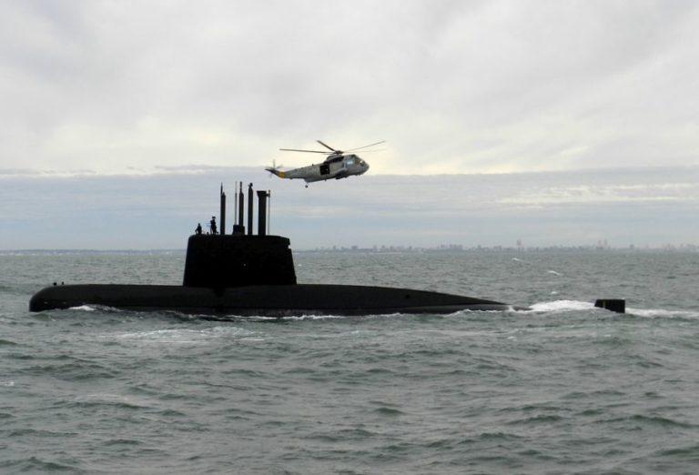Már nem keresik az eltűnt argentin tengeralattjárót