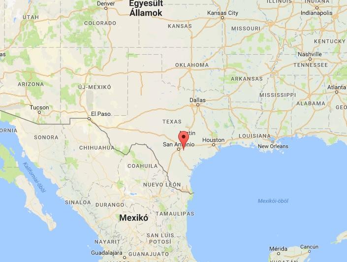 Több mint húsz halottja van a texasi templomi lövöldözésnek