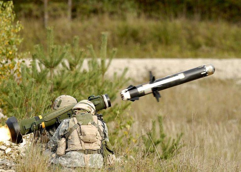 Amerika felfegyverzi Ukrajnát