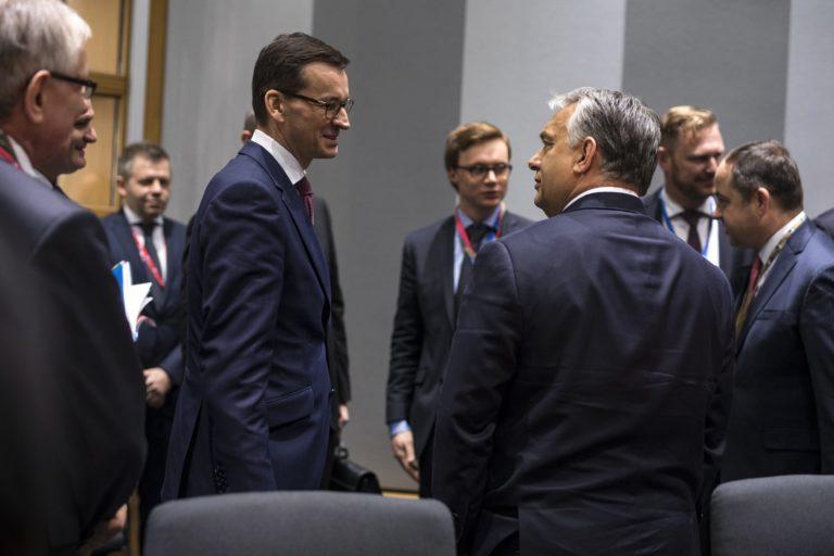 A V4-ek jelentős összeget ajánlottak az EU határvédelmére