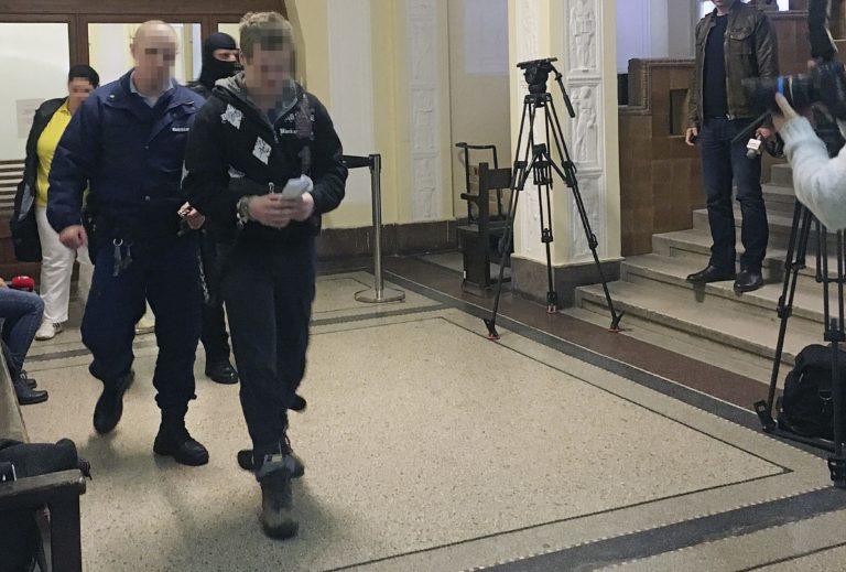 Vádat emeltek a Teréz körúti robbantó ellen