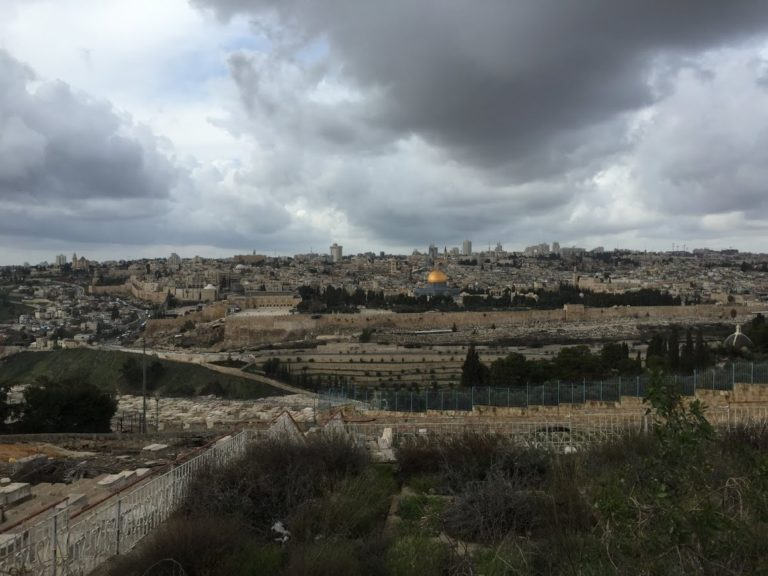 Ütközet Jeruzsálemért