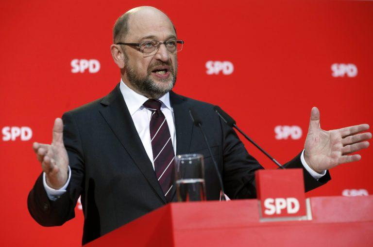 Schulz a nagykoalícióról, Gabriel az EU reformjáról
