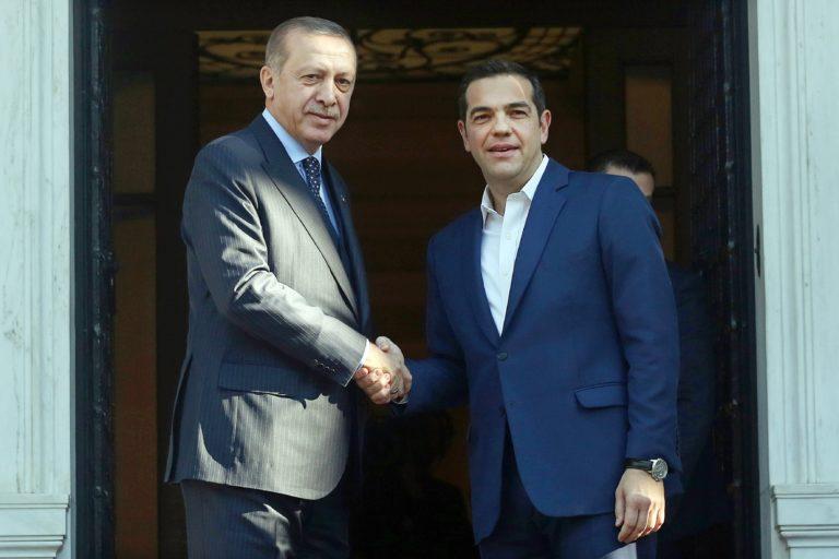 Történelmi látogatás: Erdogan Athénban