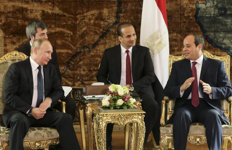 """A """"cár ajándéka a fáraónak"""" – Épül az egyiptomi Paks"""