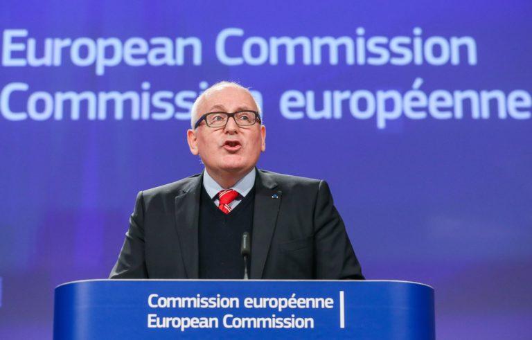 Az Európai Bizottság nem tud a Soros-tervről