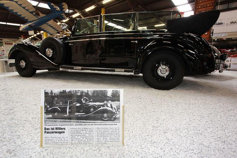 Elárverezik Hitler Mercedesét Amerikában
