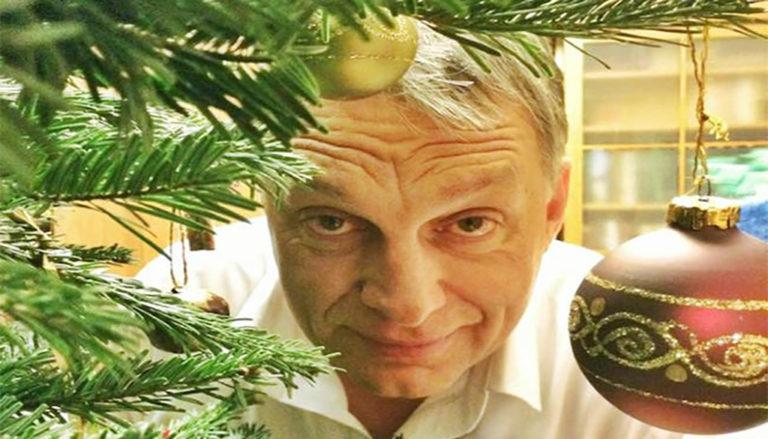 Boldog karácsonyt, Miniszterelnök úr!