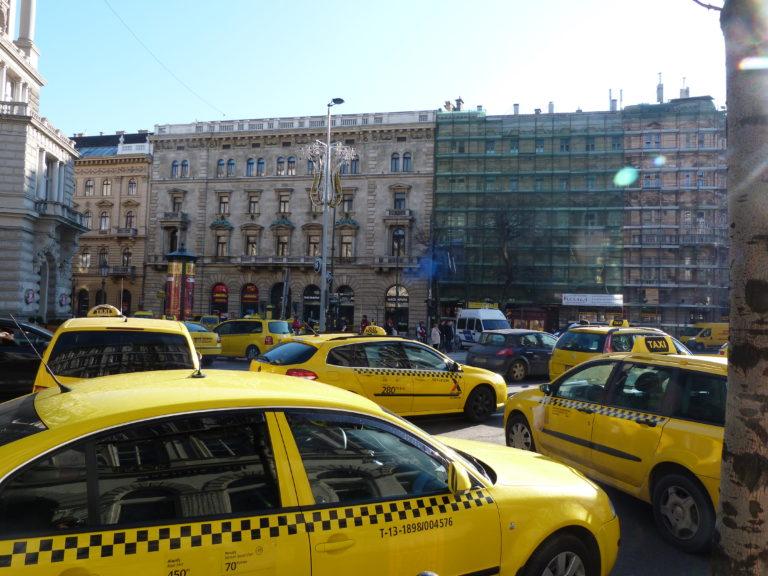 Változások a taxiknál