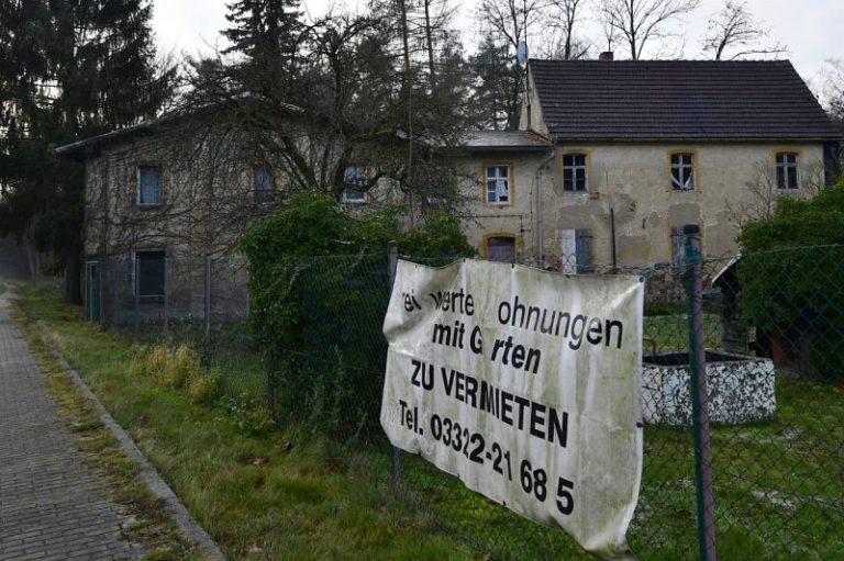 Elárvereztek egy német falut