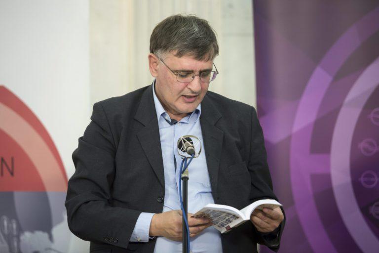 Elhunyt Csontos János József Attila-díjas költő, író, publicista