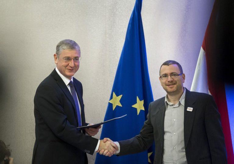 Megállapodott a DK és a Magyar Szolidaritási Mozgalom