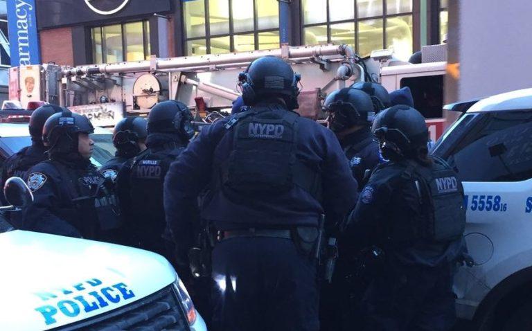 Merénylet New Yorkban