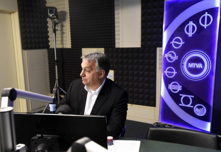 Orbán: teljes állami eszköztárral Soros ellen
