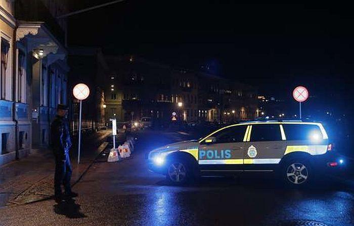 Megtámadtak egy svédországi zsinagógát