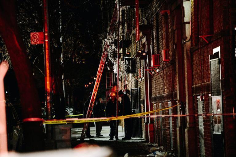 Háztűz Bronxban – 12 halott áldozattal