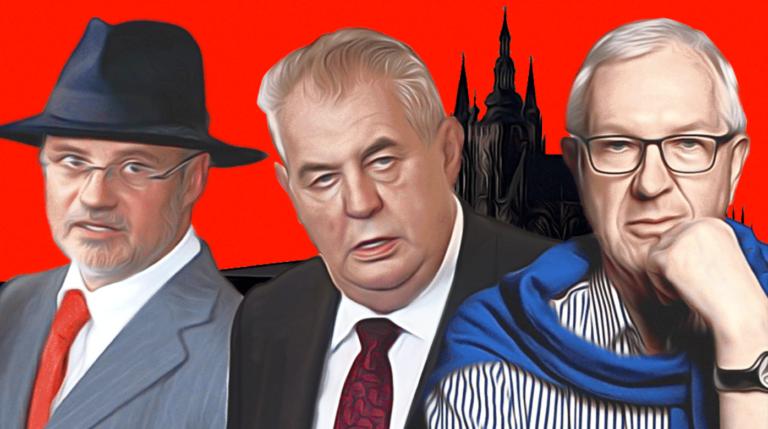Gyülekező viharfelhők – Elnökválasztás Csehországban