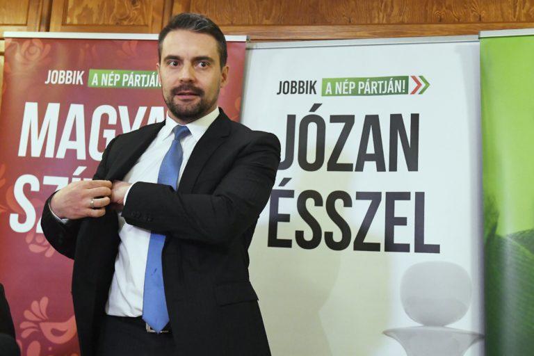 Vona Gábor reagált az ellene folyó lejárató kampányokra