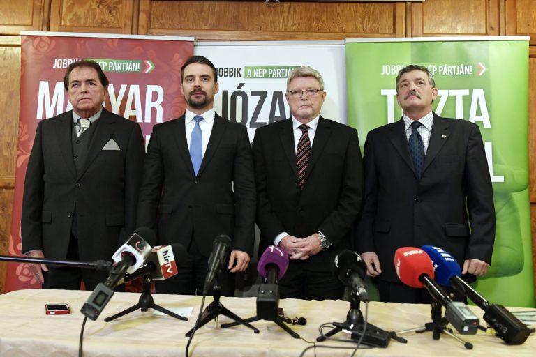 Vona: a Jobbik felkészült az ország kormányzására