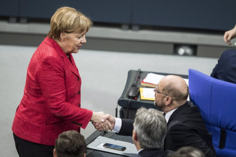 Fontos lépés a német koalíció irányába