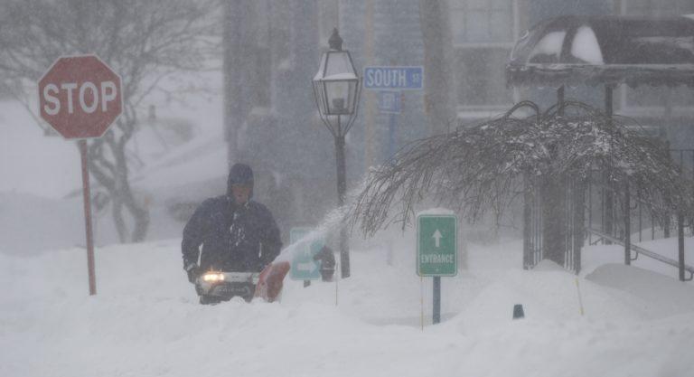 Rendkívüli állapot a tél miatt