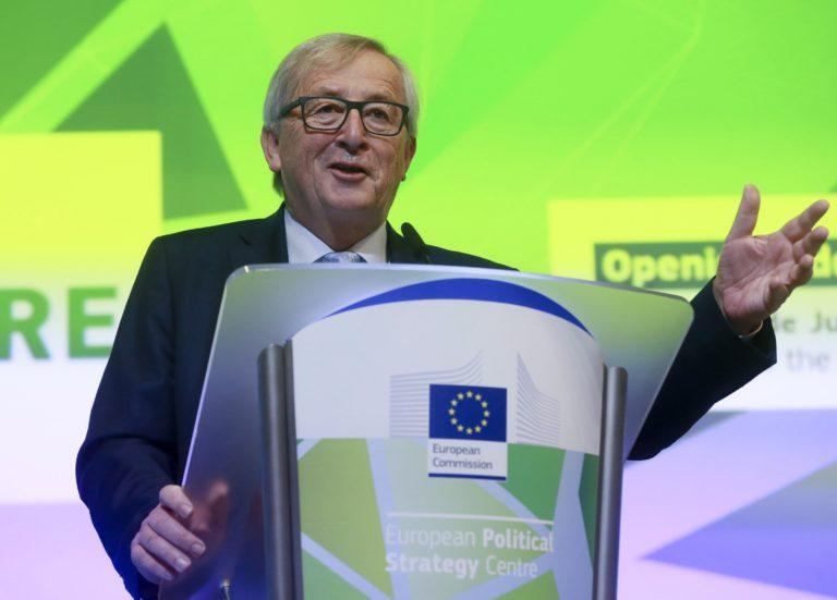 Juncker: Több pénz kell a tagállamoktól
