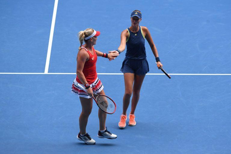 Babos Tímea Grand Slam-bajnok női párosban