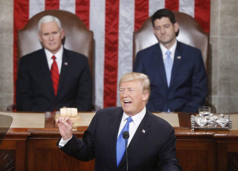 Békülékenyebb hangnem és belpolitikai dominancia – Trump első évértékelője