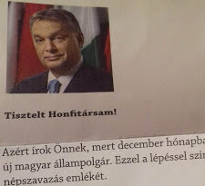 Az Orbán-erejű szél fúj, avagy Honfitársam újabb levele