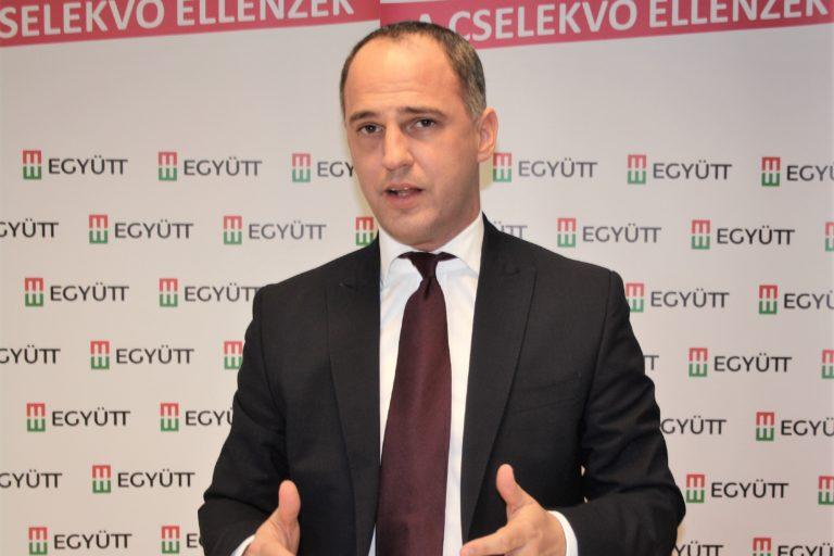 Mi biztosan nem fogjuk legyártani a Fidesznek a kétharmadot