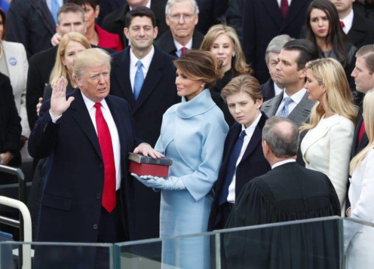 Trump alatt a világ…