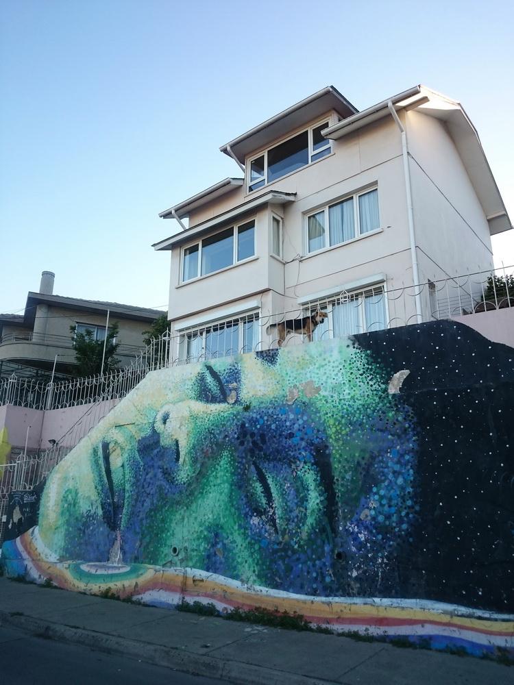 Valparaiso, a graffitik fővárosa