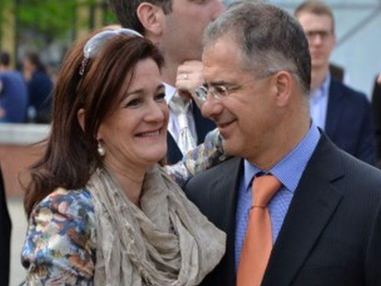 Feljelentették Kósa Lajos feleségét