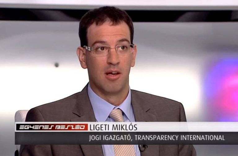 Transparency: mint a nürnbergi törvény