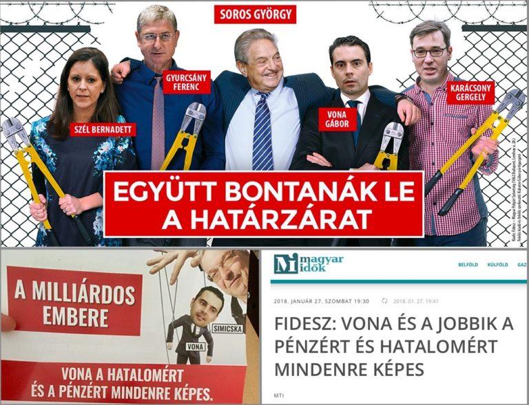 Zöldül a Fidesz: újrahasznosított, szelektív kampánnyal támadják Vonát