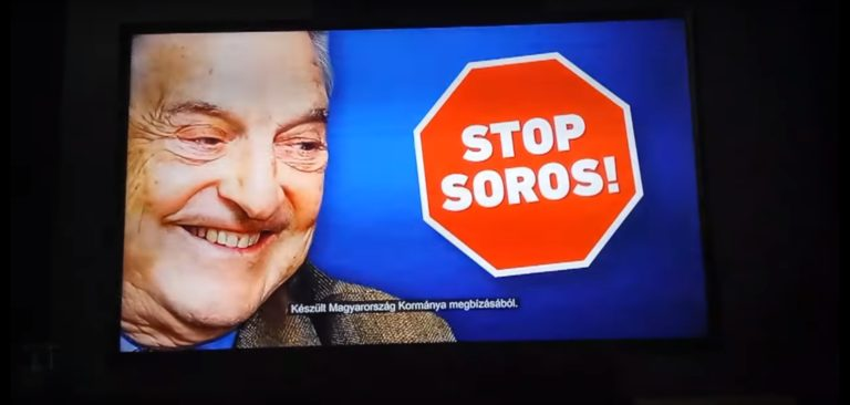 Stop, Soros: beperelte az országot az Európa Bizottság