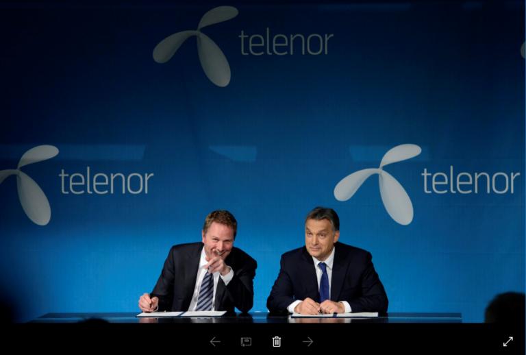 Nem Mészárosé lesz a Telenor