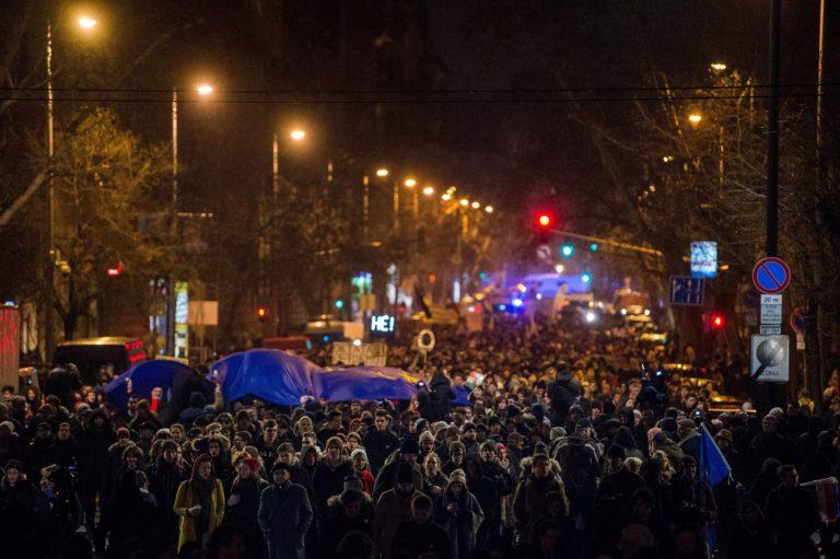 Bréking nyúz, február 24. – Tudósítás a másik valóságból