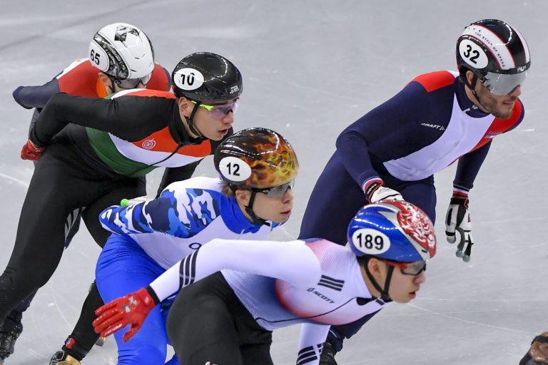 Liu Shaolin Sándor pontszerző helyen végzett 1500 méteren