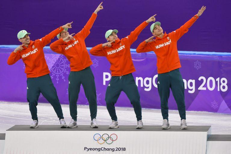 Új magyar sztárok születtek a téli olimpián