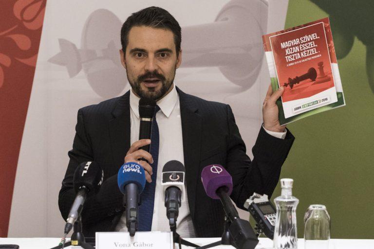 Szelídebbre sikerült a Jobbik programja – 2014-hez képest