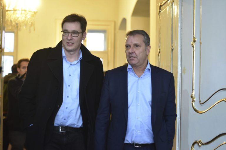 Egyeztetést sürget az MSZP-Párbeszéd az ellenzéki párbeszédről